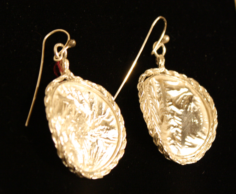 Fine Silver Earrings